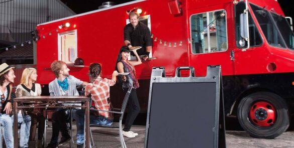start a food truck business in Dubai