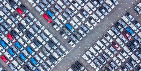 many cars in Dubai