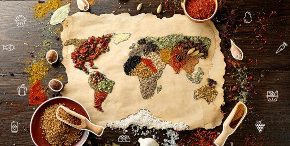 Start Foodstuff trading company in Dubai, UAE