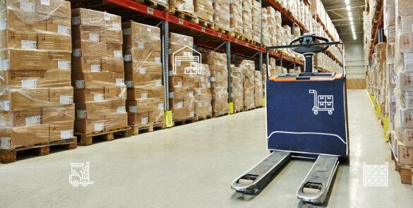 Start a storage and warehousing company in Dubai, UAE